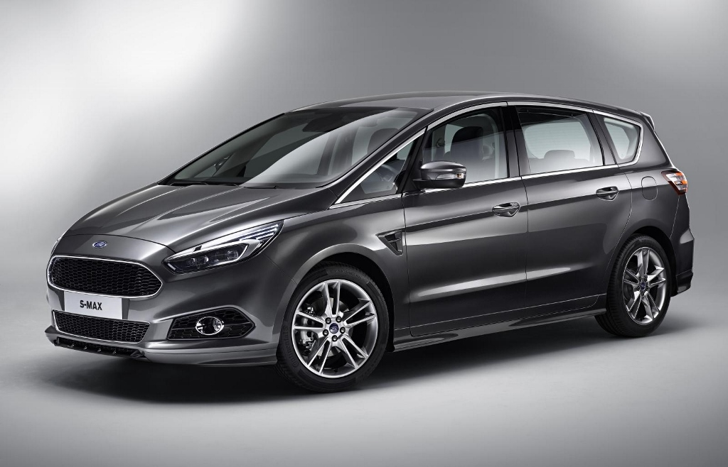el nuevo ford s max titanium sport se presenta en el sal n de ginebra mundoautomotor. Black Bedroom Furniture Sets. Home Design Ideas