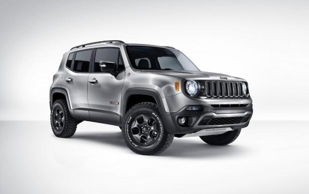 Jeep Renegade Hard Steel Concept