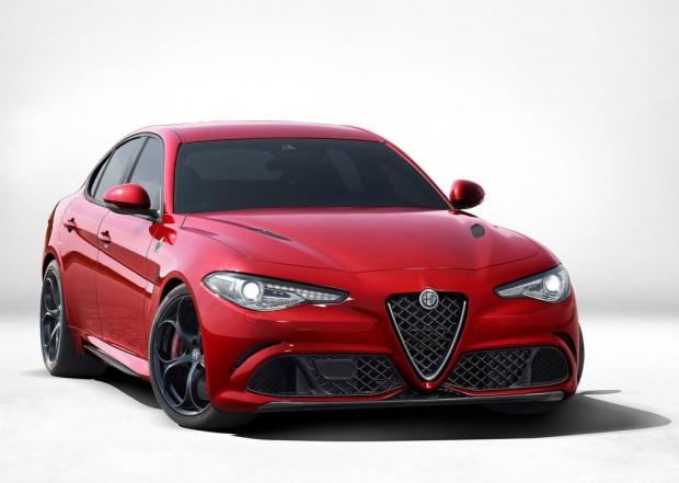 Alfa Romeo Giulia, debut mundial en Italia