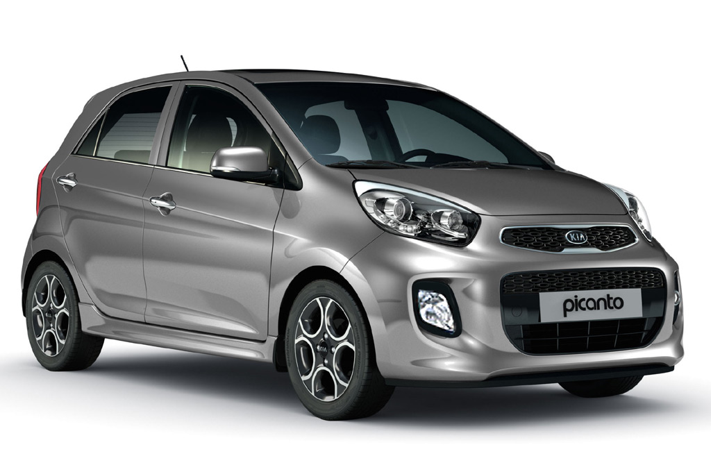 kia picanto restyling 2015 mundoautomotor. Black Bedroom Furniture Sets. Home Design Ideas