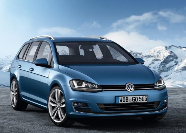 Volkswagen Golf Variant, disponible desde 281.626 pesos