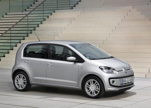 Volkswagen UP! I-Motion, disponible desde 171.975 pesos